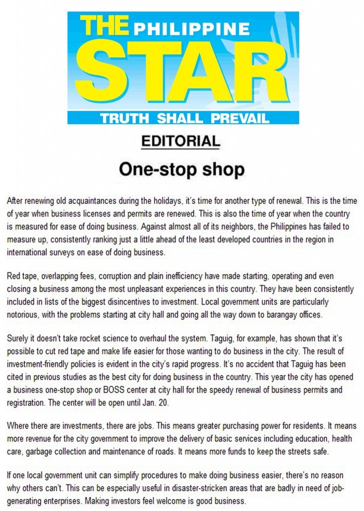Philstar_Taguig One Stop Shop (1)