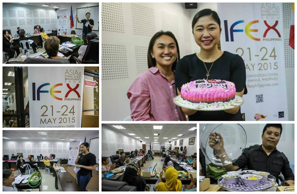 2nd IFEX Philippines 2015 Briefing