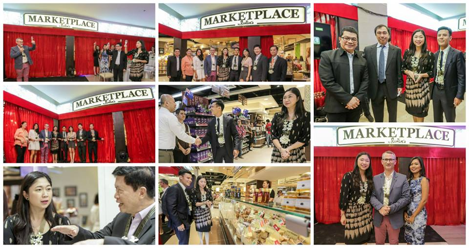 Marketplace by Rustan's Opening