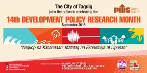 14TH DEVELOPMENT POLICY RESEARCH MONTH D2