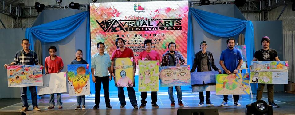Taguig City aims to be haven for artists