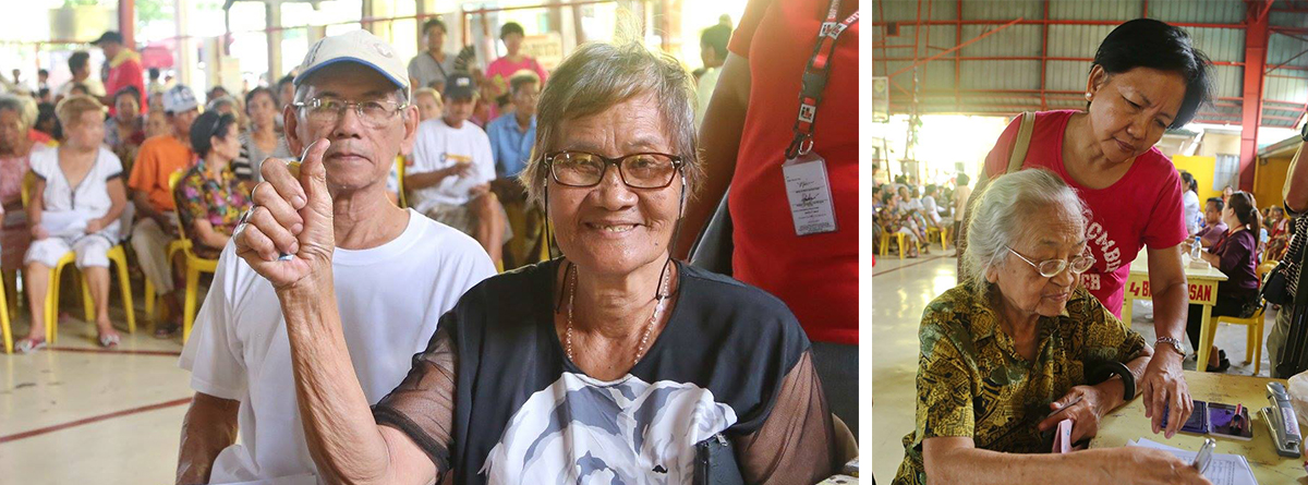 Taguig adds 3,800 senior citizens in pension program