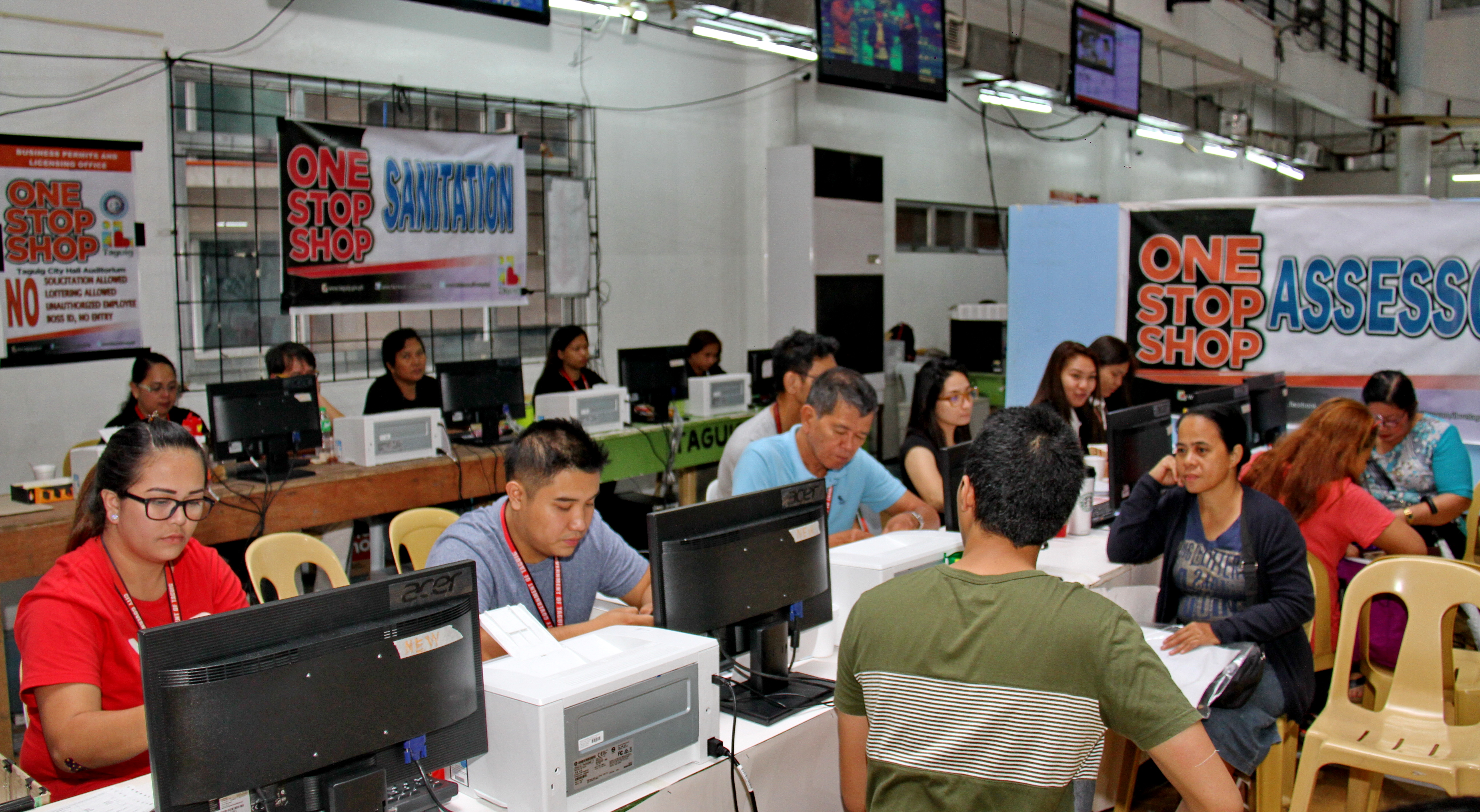 Taguig opens annual Business One-Stop Shop; entrepreneurs assured of hassle-free transactions