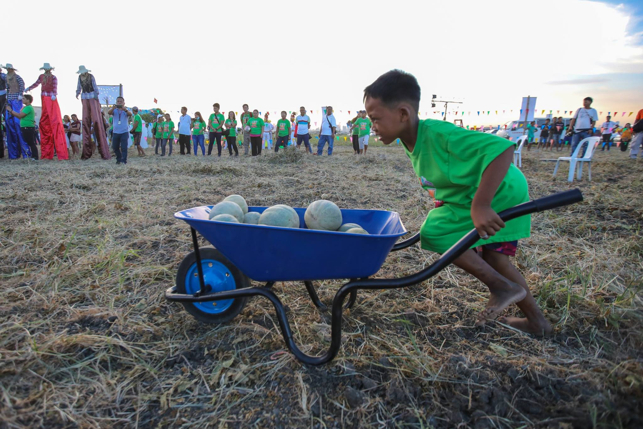 Metro Manila's sole Probinsyudad opens its first Melon Festival